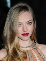 Amanda Seyfried found relief from Lovelace role in Les Miserables