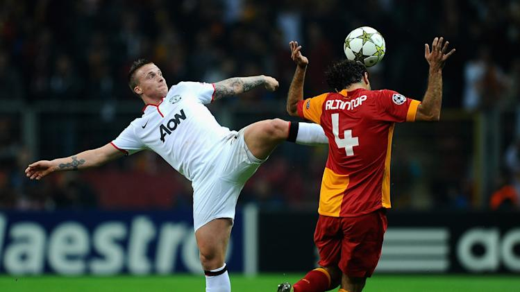 Galatasaray AS v Manchester United FC - UEFA Champions League