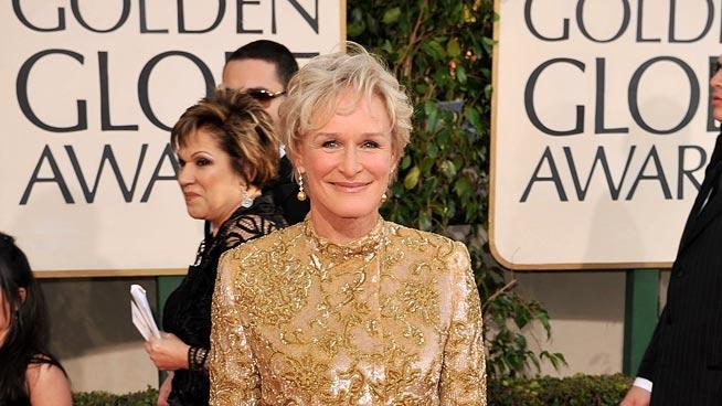 Glenn Close GG rc