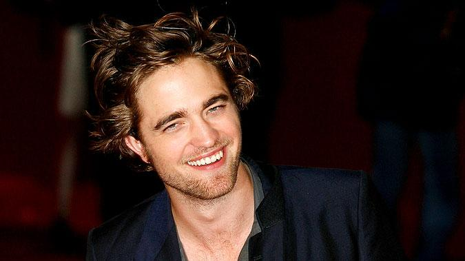 Pattinson Robert Rome Flm Fes