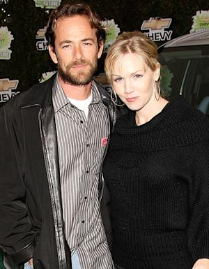 Jennie Garth, Luke Perry Are Developing a Sitcom Together