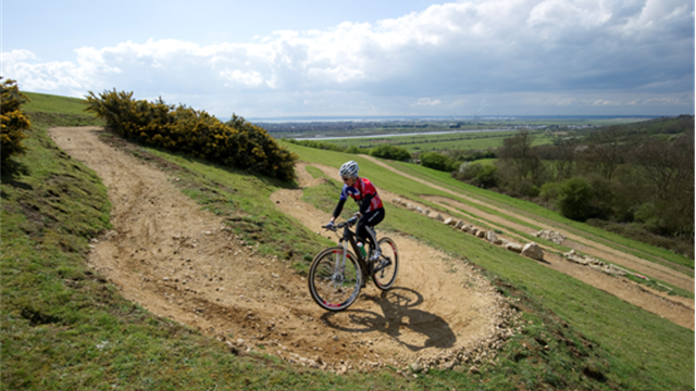 Hadleigh Farm - The Games Venue Guide