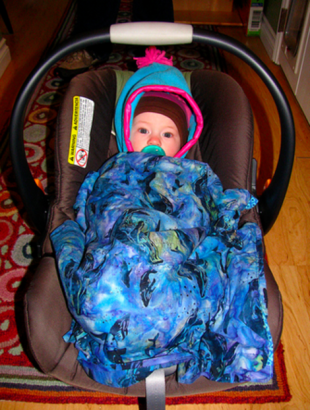 The Car Seat Mistake Parents Make Every Winter