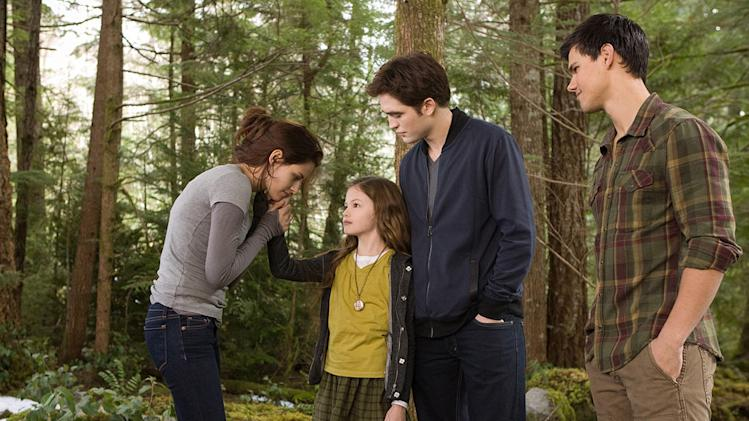 The Twilight Saga Breaking Dawn Part 2 Stills