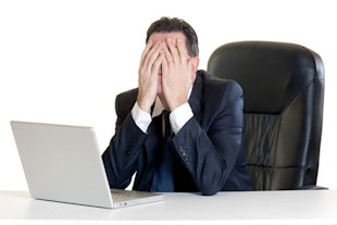 How to Announce Bad News image frustrated executives updated