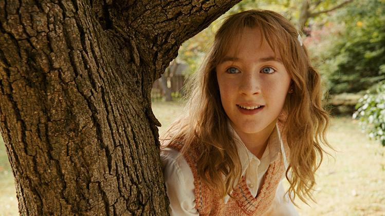 The Lovely Bones Production Photos 2009 DreamWorks Saoirse Ronan