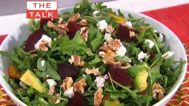 The Talk - Food Festival with Jackie Collins