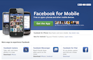 Facebook Posts Impressive Mobile Numbers, Stock Still Drops image ms facebook for mobile 300x193