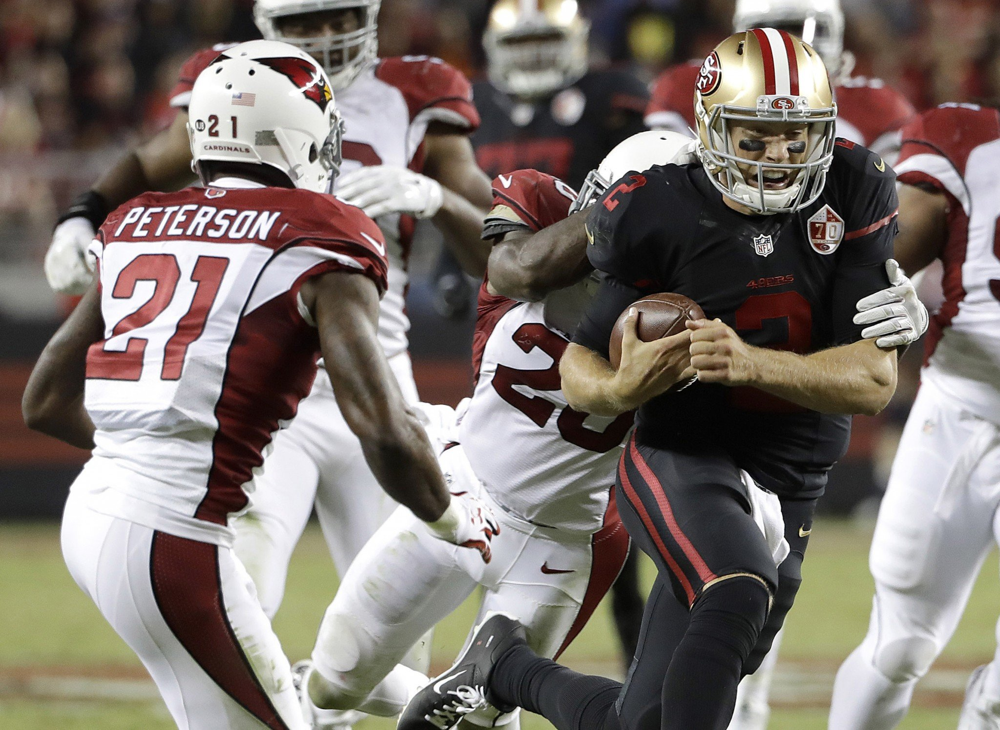 Cardinals look to build off 33-21 win over 49ers