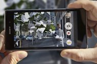 The Sony Xperia Z1 will be launched this month in Europe and the US