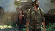 "Ellie (L) and Joel (R) in ""The Last of Us"""