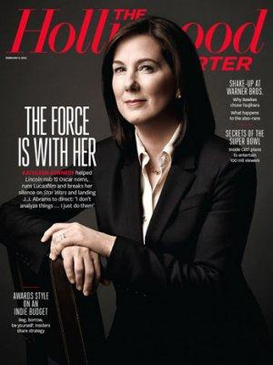 Lucasfilm's Kathleen Kennedy on 'Star Wars,' 'Lincoln' and Secret J.J. Abrams Meetings (Exclusive)