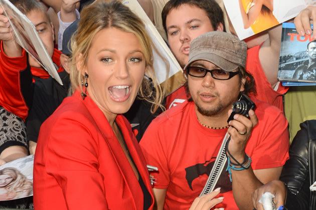 """Auch Foto-Profis wie """"Gossip Girl"""" Blake Lively sind vor Schnappschüssen nie sicher (Bild: Getty Images)"""