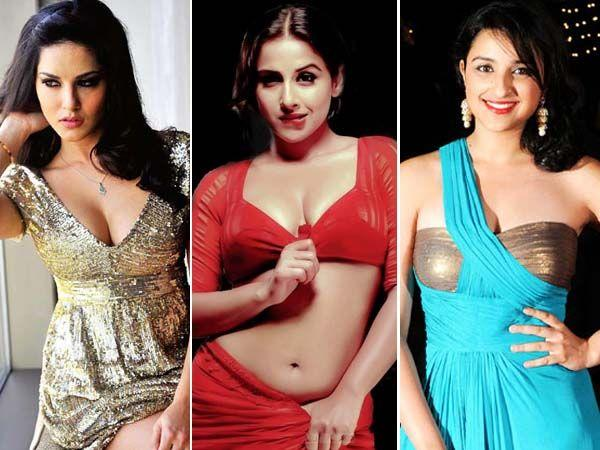 Curvalicious: Buxom Babes of Bollywood