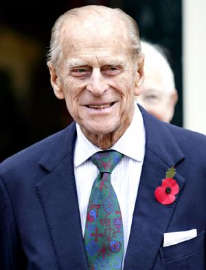 Prince Philip Hospitalized for Bladder Infection