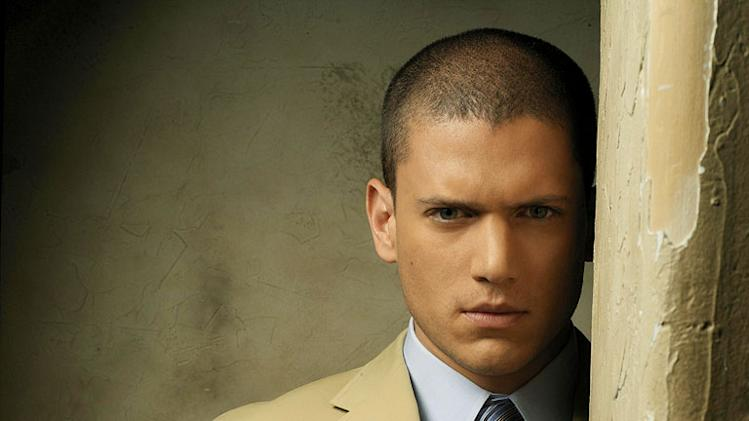 Wentworth Miller stars as Michael Scofield in Prison Break on FOX.