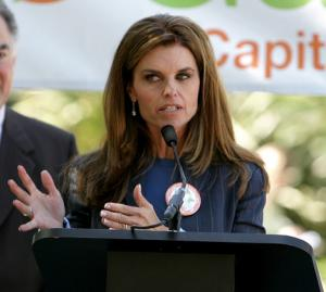 Maria Shriver Heads Back to Work - Other Stars Who Turned Scandal into Success