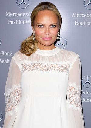 Kristin Chenoweth Hospitalized After Suffering Injury on The Good Wife Set
