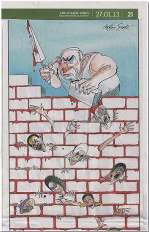 News Corp. Denies Anti-Semitism in Sunday Times Cartoon (Updated)