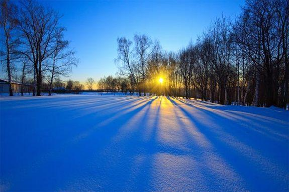 Shortest Day: Why Winter Starts Friday