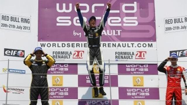 Formula Renault 2.0 - D'Agosto wins after Albon penalised