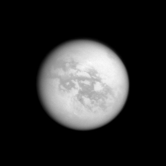 Cyclones May Swirl on Icy Saturn Moon Titan