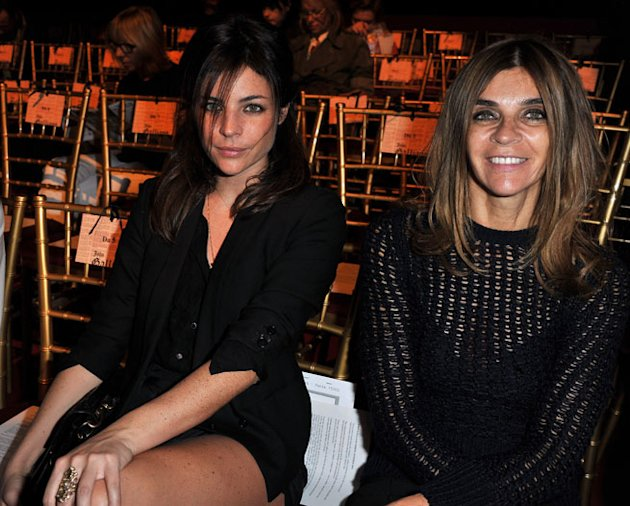 Julia Restoin Roitfeld Baby Is Here, Making Carine The Greatest Glamour Granny!