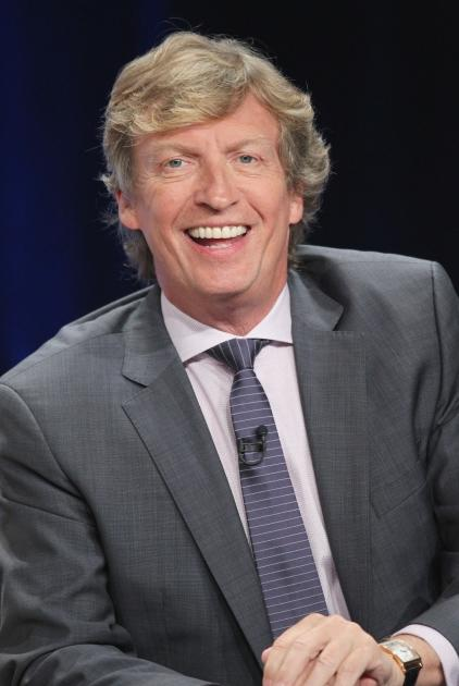 Producer and So You Think You Can Dance Judge Nigel Lythgoe speaks onstage at the 'So You Think You Can Dance' panel during day 3 of the FOX portion of the 2012 Summer TCA Tour held at the Beverly Hilton Hotel on July 23, 2012 -- Getty Images