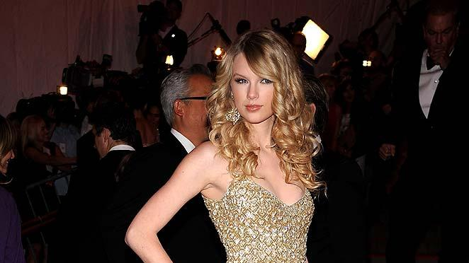 Swift Taylor The Met Gala