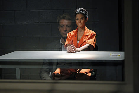 'The Mentalist' Season 5 premiere recap, review: When will Red John die already?