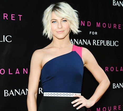 Julianne Hough Dancing with the Stars 2014