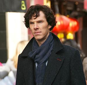 Four Hilarious Reasons Why Benedict Cumberbatch Should Win the Emmy for 'Sherlock Holmes'