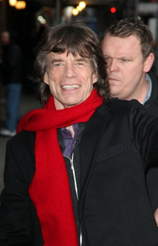 Mick Jagger's Secret Love Letters Auctioned For £187,250