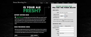 What Craft Beer Can Teach Your Brand About Storytelling image stone brewing website