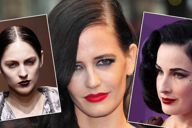 Das Beauty-Must-have des Sommers: rote Lippen (Bilder: Getty Images/AFP)