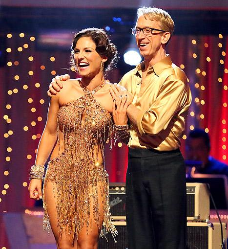 Andy Dick Eliminated from Dancing With the Stars: I Tried Not to Cry