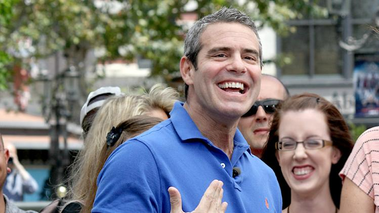 Andy Cohen spotted at The Grove