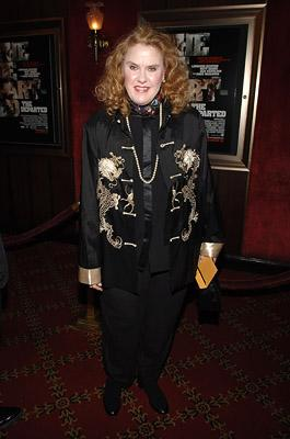 Celia Weston at the New York premiere of Warner Bros. Pictures' The Departed