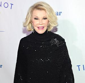 Joan Rivers Mocks Heidi Klum's Oscars Dress, Offends Holocaust Survivors