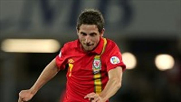 Joe Allen is set to win his 13th cap for Wales at the Liberty Stadium on Wednesday