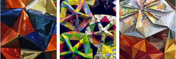 Origami by Isabelle and Katherine Adams