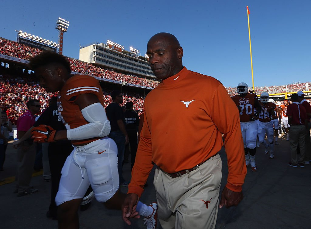 Charlie Strong (Getty)