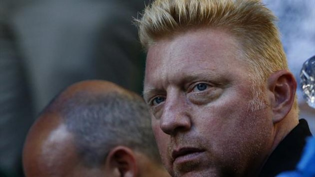 Boris Becker (Reuters)