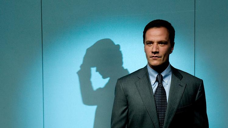 "Tim DeKay stars as Peter Burke in ""White Collar."""