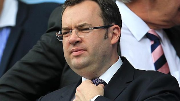 The Football Association's chief operating officer Alex Horne