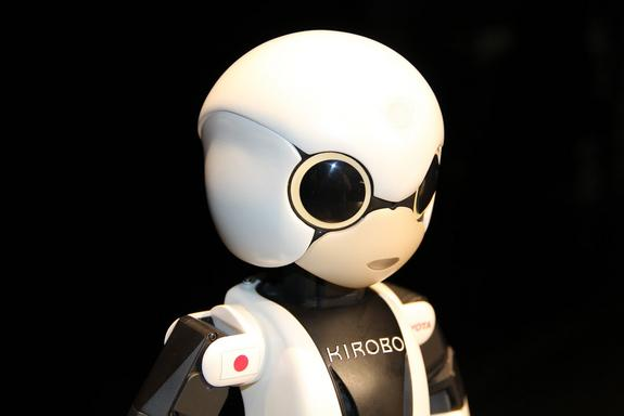 Japan to Launch Talking Robot Into Space