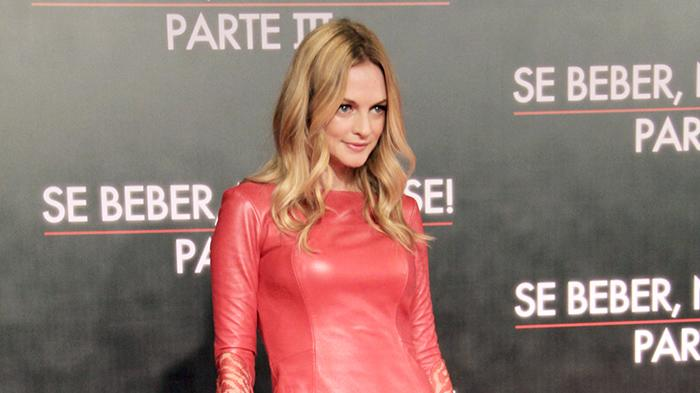 Heather Graham attends 'The Hangover Part III' premiere at Cine Odeon in Rio de Janeiro