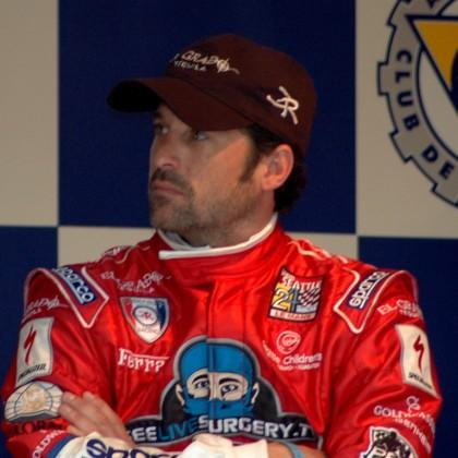 Patrick Dempsey the Race Car Driver?