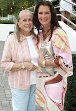 Teri and Brooke Shields | Photo Credits: Niche Media/WireImage.com
