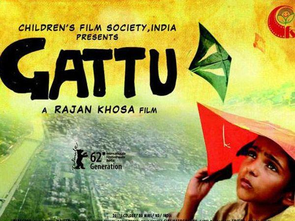 Image courtesy : iDiva.comGattu: Gattu is the story of a small town boy who is determined to defeat a black kite named Kali, which dominates the sky. Kids in the town believe Kali has some mysterious